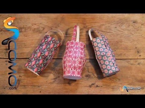 Hacer farolillos de papel - YouTube