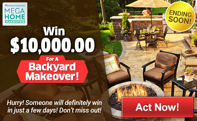 30+ Win A Free Backyard Makeover Pictures - HomeLooker