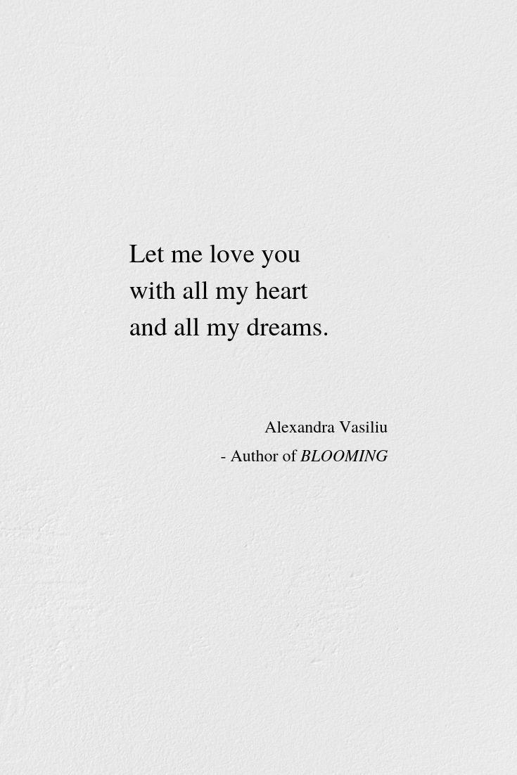 I Want To Belong To You | Alexandra Vasiliu