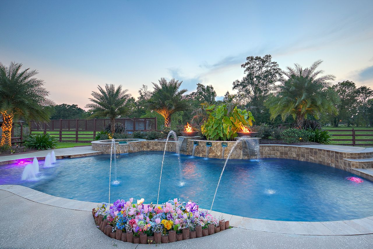 Baton rouge homes for sale with images pool dream