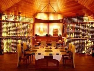 Vinum Wine Cellar Underground Restaurant Huvafen Fushi Resort Maldives Luxury Resorts Maldives Resort Luxury Holidays