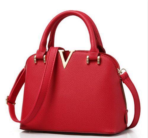 Luxury Leather Good Quality Shoulder Bag 8 Colors
