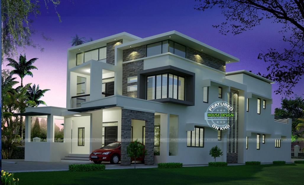 Modern house plan dexter  amazing architecture magazine minimalisthouseplans also rh pinterest