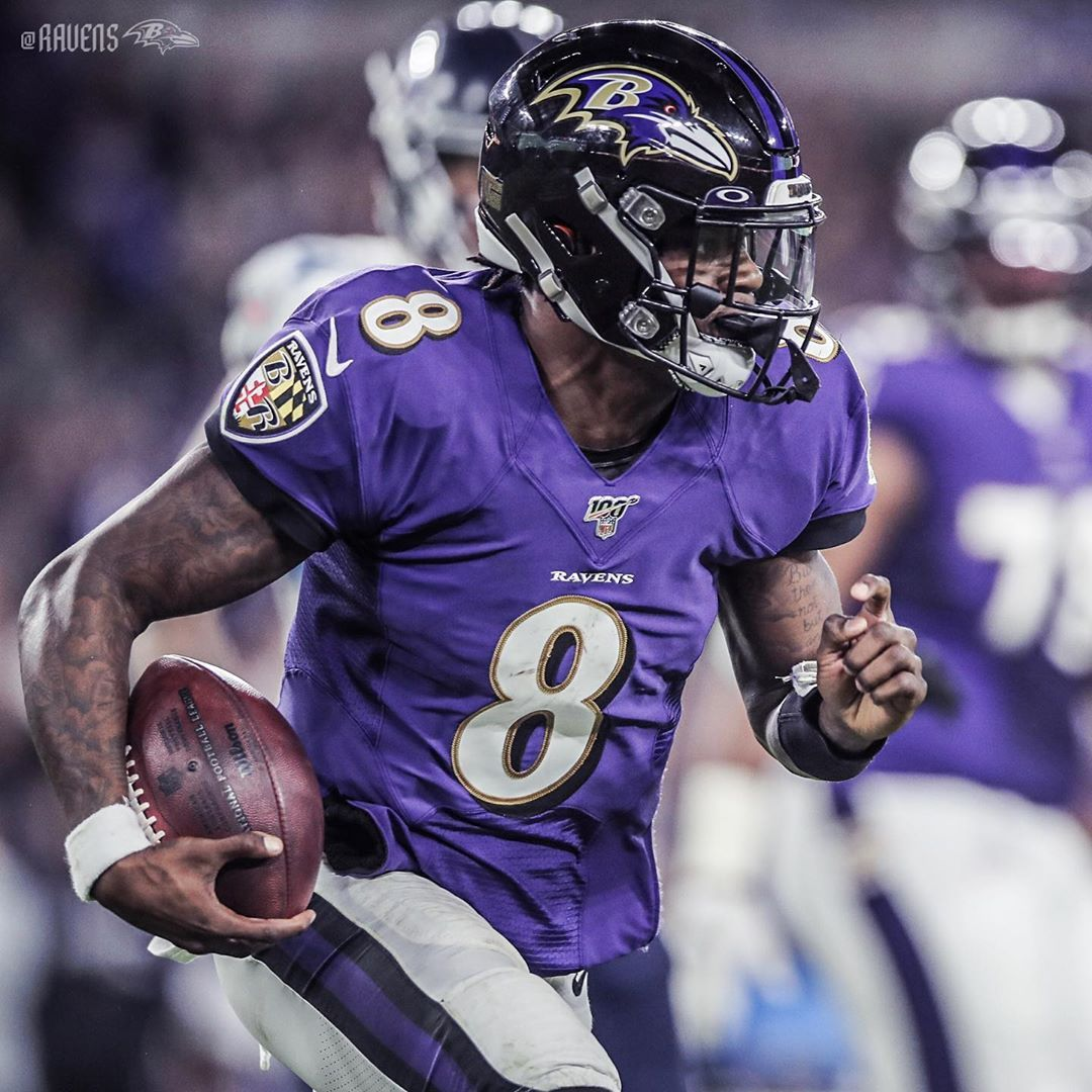 Pin by T on Baltimore Ravens Baltimore ravens, Lamar