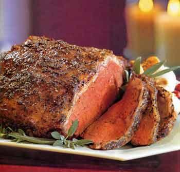 Prime pork loin roast recipe
