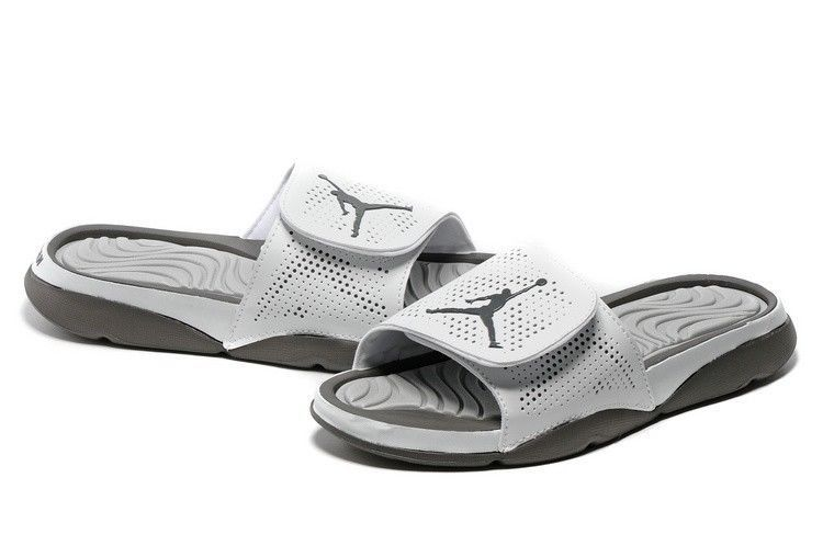 0b40605ecb475a Nike Jordan Hydro V 5 Slide Sandal White Silver Black Mens Size 8 820257  100 New  fashion  clothing  shoes  accessories  mensshoes  sandals (ebay  link)