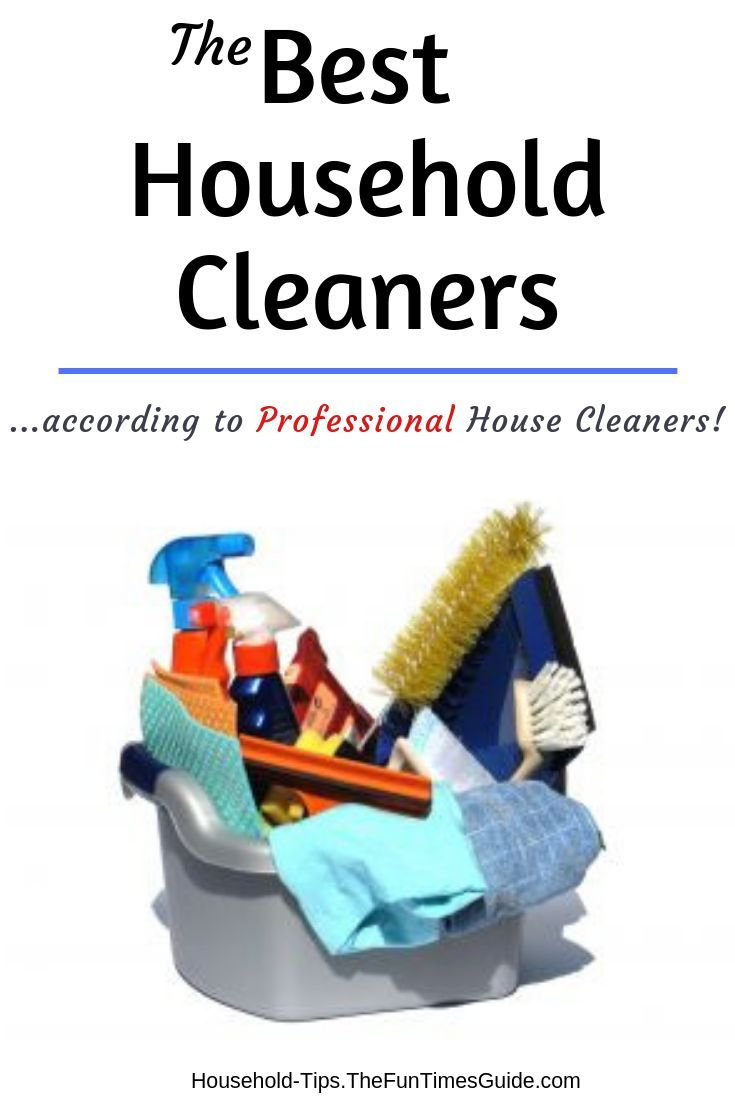 The Best Cleaning Products From Someone Who Cleans Houses