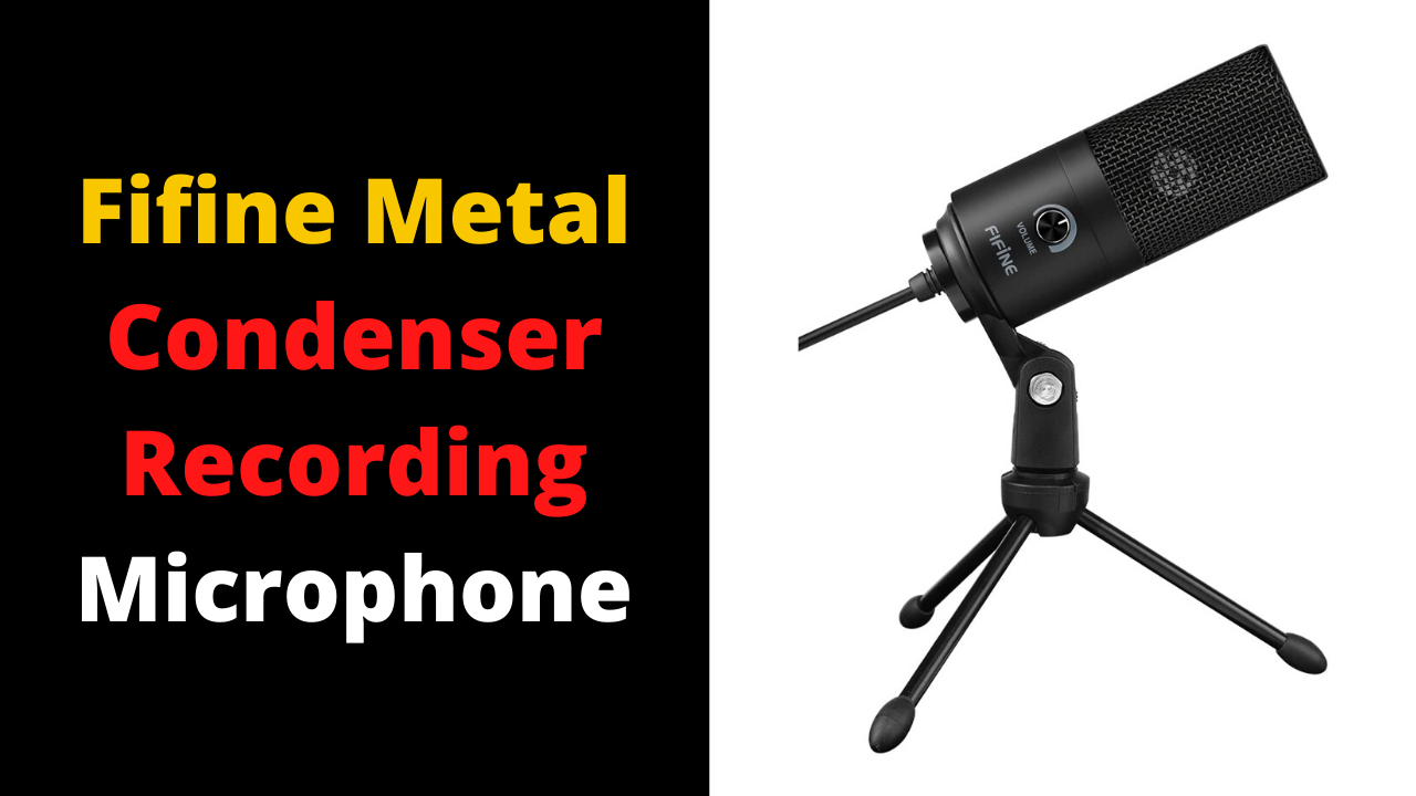 Top Fifine Microphone Under 50 In 2020 Microphone Recording Microphone Usb Microphone