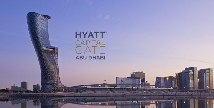 Get Your Thrill On With 1 Night At Hyatt Capital Gate Along With Tickets To A Nearby Theme Park Or Waterpark 4 Exciting Packages T Water Park Hyatt Waterworld