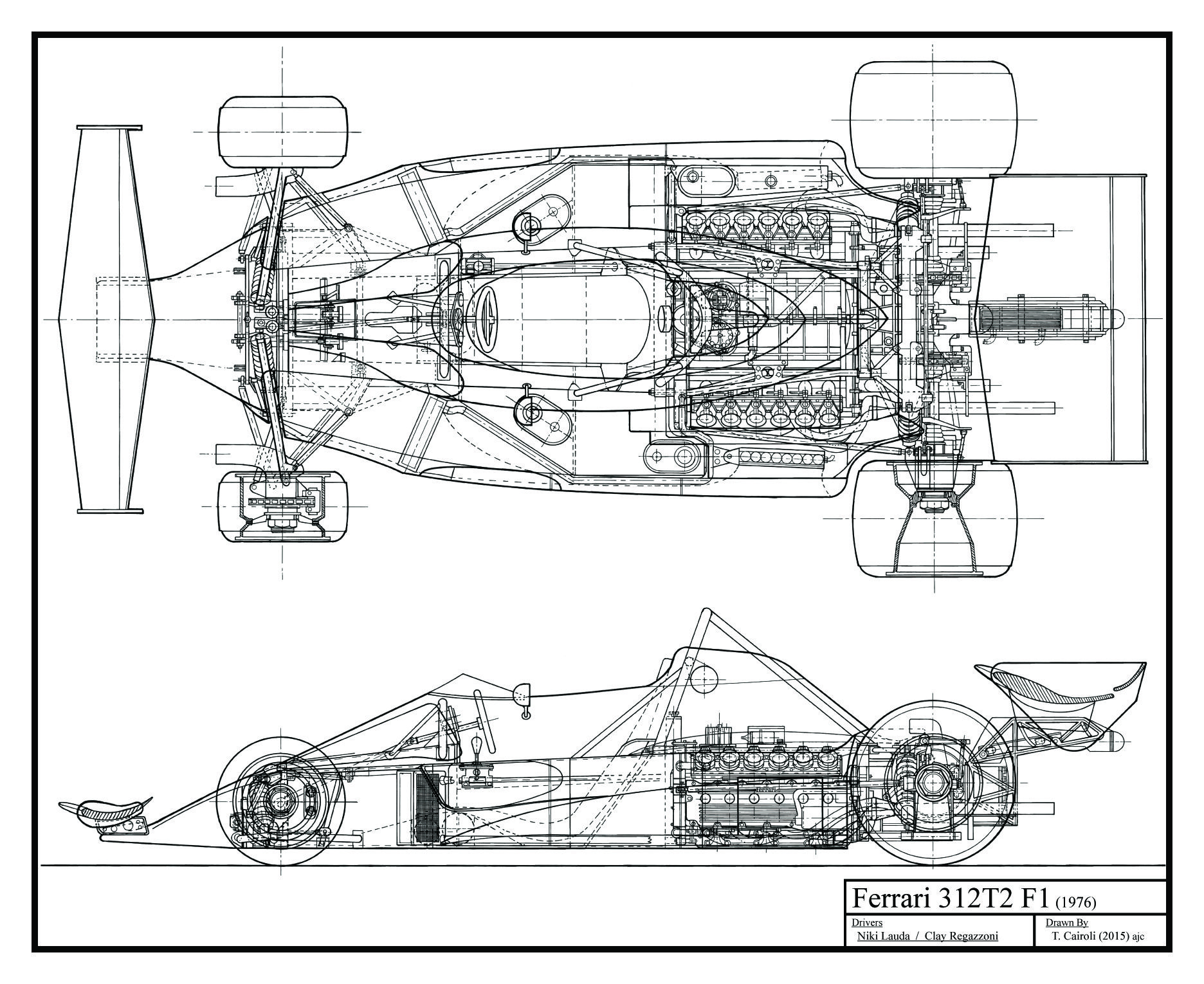 Formula 1 Motor Diagram Auto Electrical Wiring Blueprint Engine Ferrari York Rooftop Ac