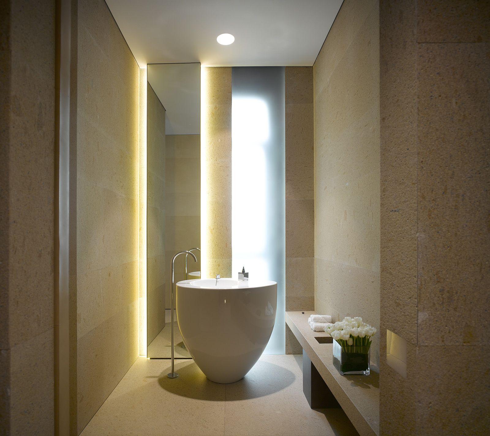29 Disenos Banos Visitas Elegantes 21: CSA - Claudio Silvestrin Architects