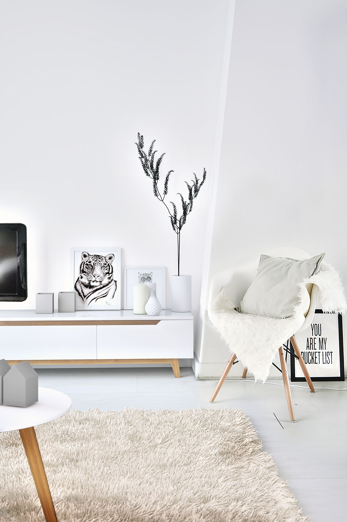 Liven Up Your Living Space With Rove Concepts Mid Century And Modern Customizable TV Stands