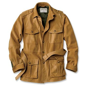 Pin By Vwgrant On Leather Challenge Ideas Jackets Safari Jacket
