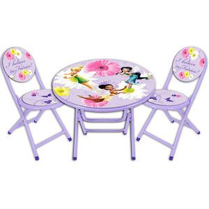 Disney Tinker Bell Fairies Round Table and Chair Set | For the Home ...