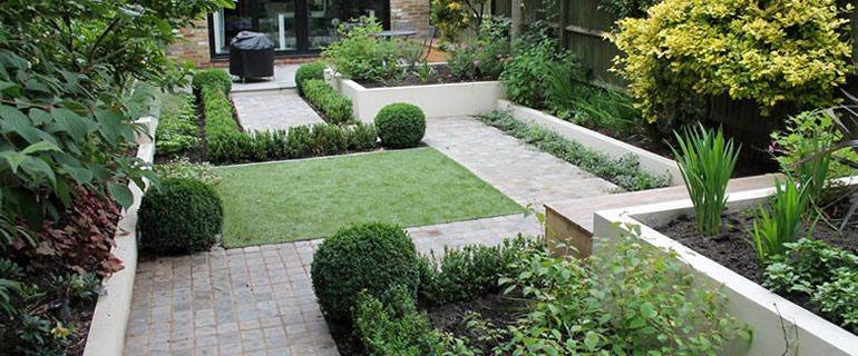 High Quality London Garden Design Garden Design Ideas London Garden Landscape Ideas  London Ginkgo Decor Collection