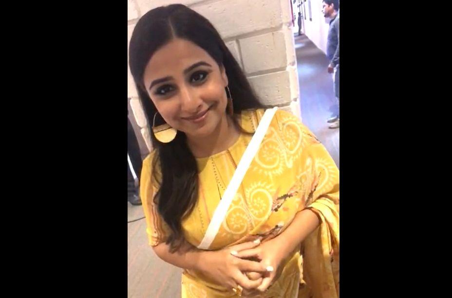 Actress Vidya Balan Talk About Kadaram Kondan