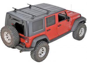 Yakima Hard Top Roof Track Rack Jeep Wrangler Unlimited Jeep Wrangler Jeep
