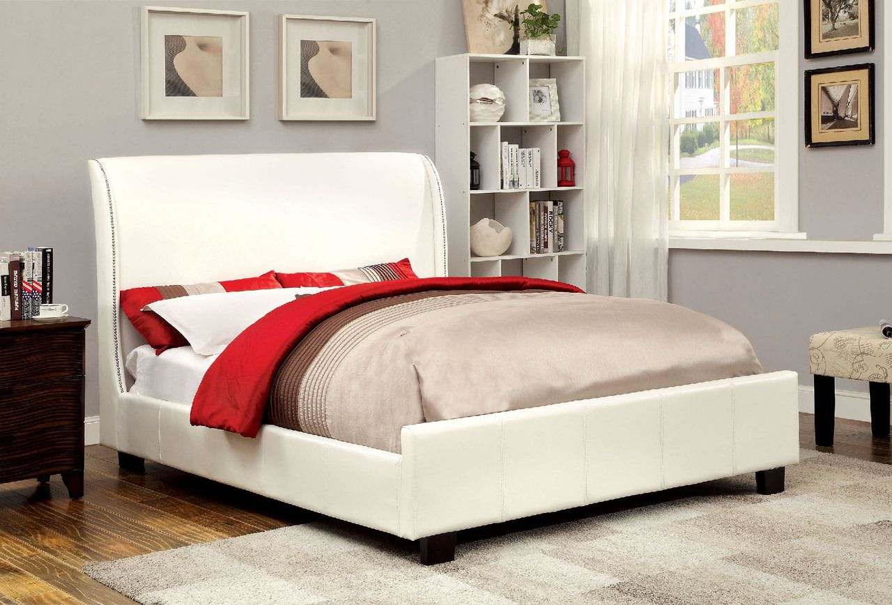 maxon eastern king bed collection cm7988wh ek king beds queen