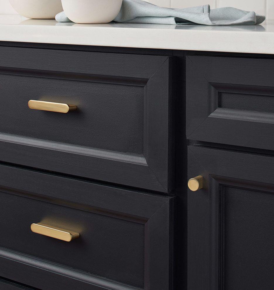 kitchen drawer hardware large islands for sale bowman pull scratch pulls drawers rejuvenation