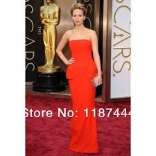 Image result for best orange colour dresses worn by any celebrity