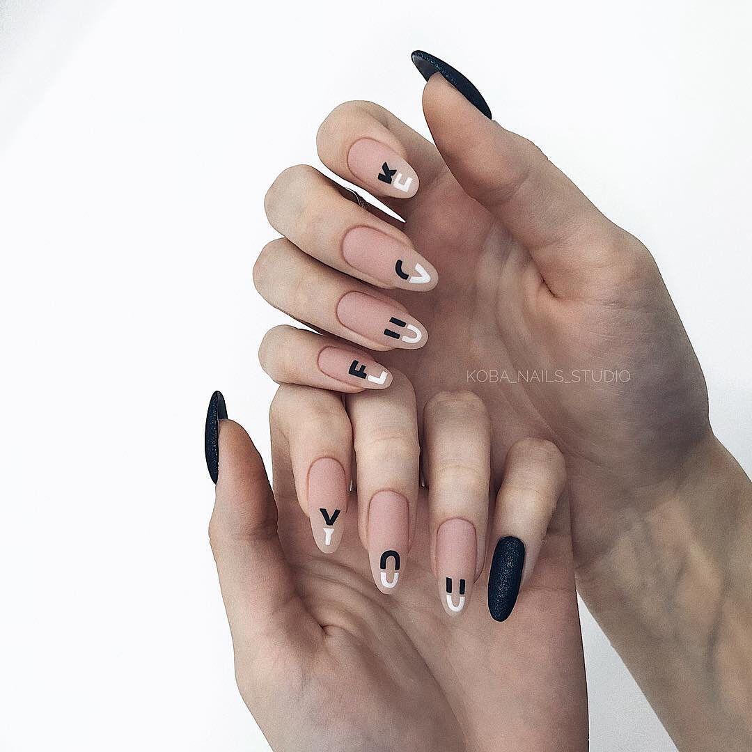 Moderne Nageldesign Пин от пользователя Ksyunya на доске Ногти Nägel Nageldesign и
