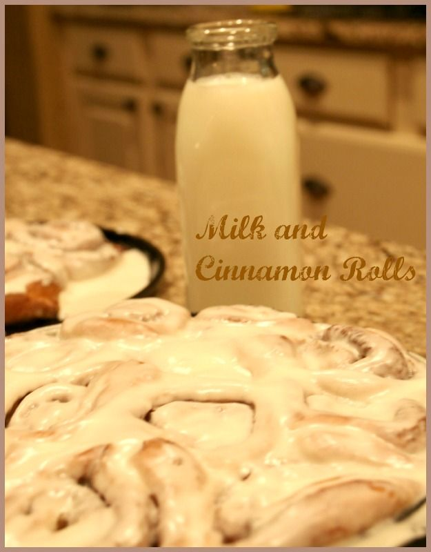 I made these yummy Cinnamon Rolls in January 2013. They were delish!!!!!