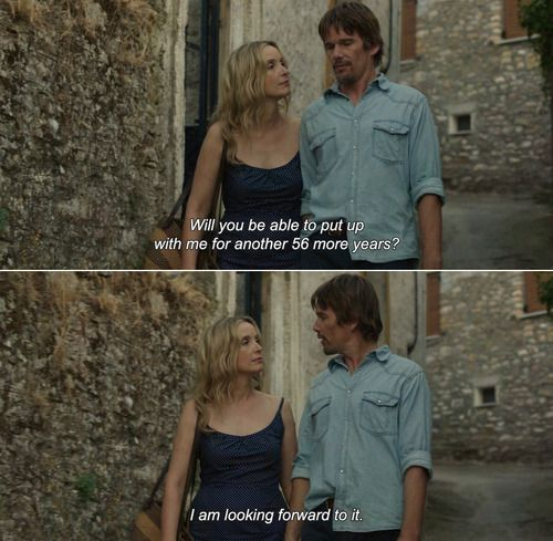 The Most Romantic Before Midnight Picture Quotes Compilations