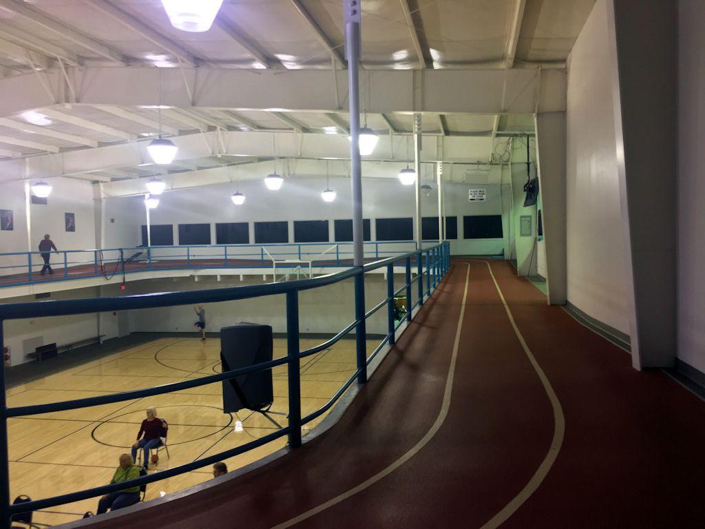 Gym Eggs Jogging Track Gym Gym Photos