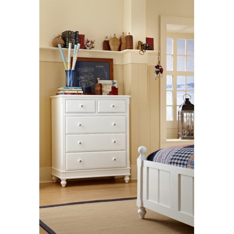 Hillsdale Furniture Lake House 4pc Payton Arch Bedroom Set In White Promo In 2021 Hillsdale Furniture Bedroom Set White Chests