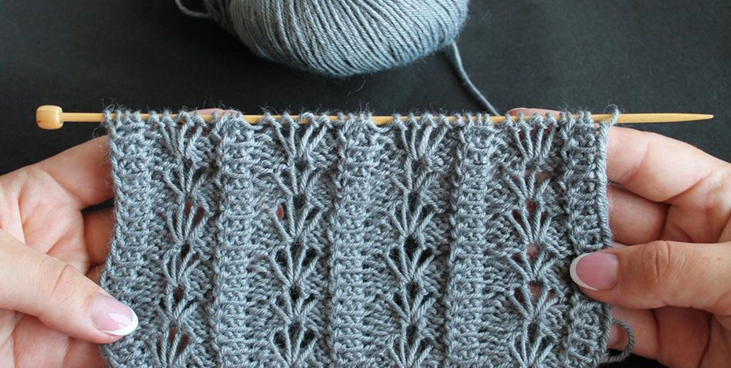 Modified Houndstooth Crochet Stitch in 2020 | Lace ...