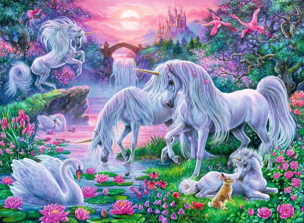 Pin Auf Unicornios