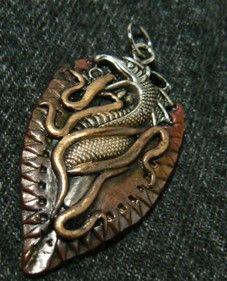 Snake-dagger-charm