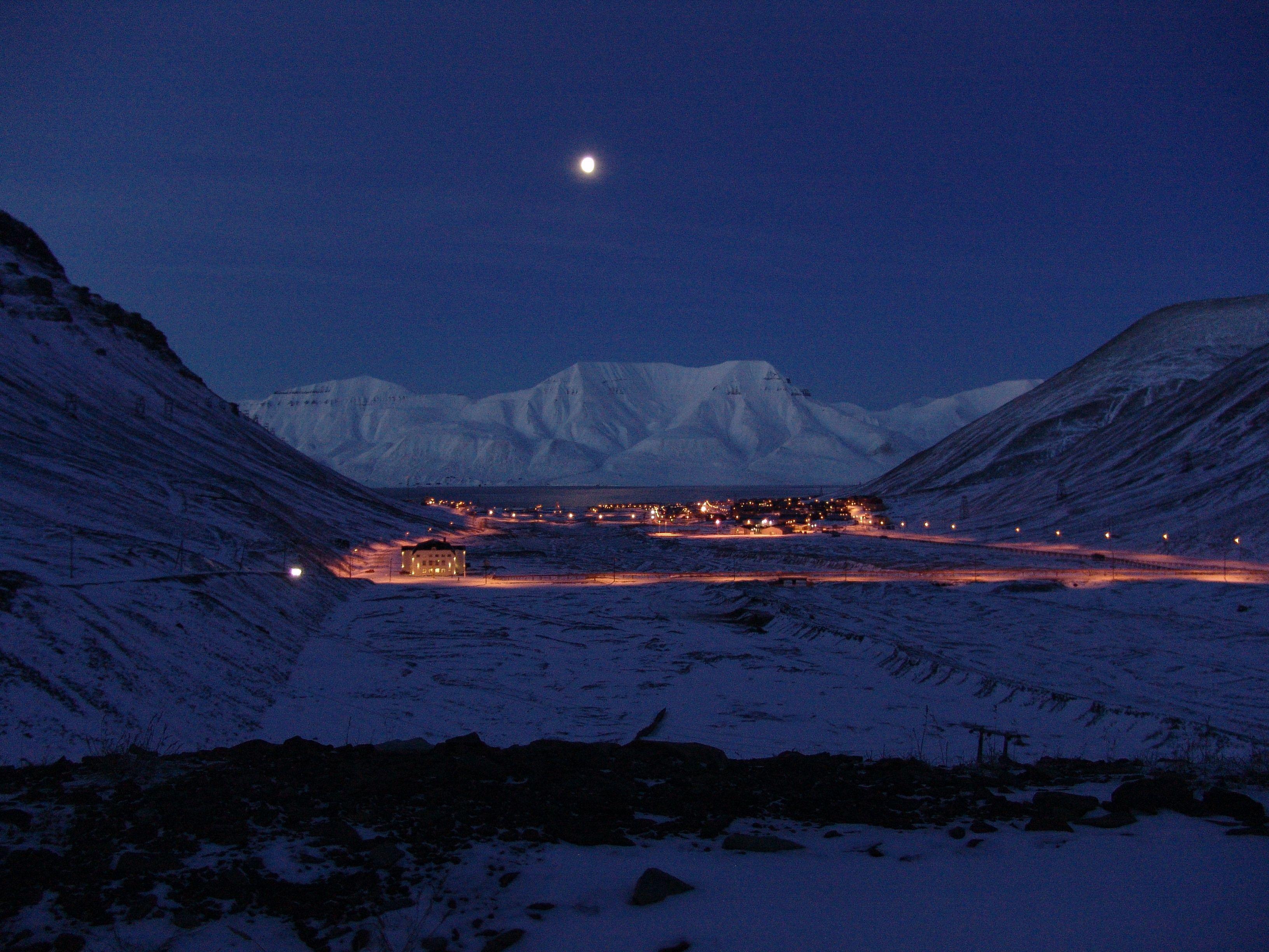 Casa Verde: The Svalbard Global Seed Vault Opens ...