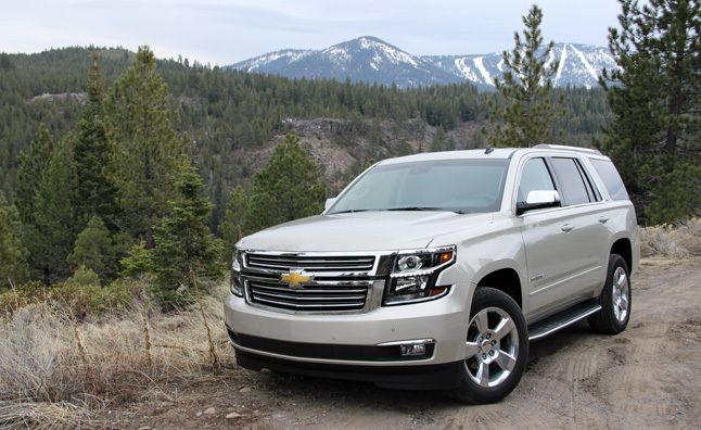 All New 2015 Chevrolet Tahoe What A Beauty Chevy Tahoe 2014 Chevy Tahoe 2015 Chevy Tahoe