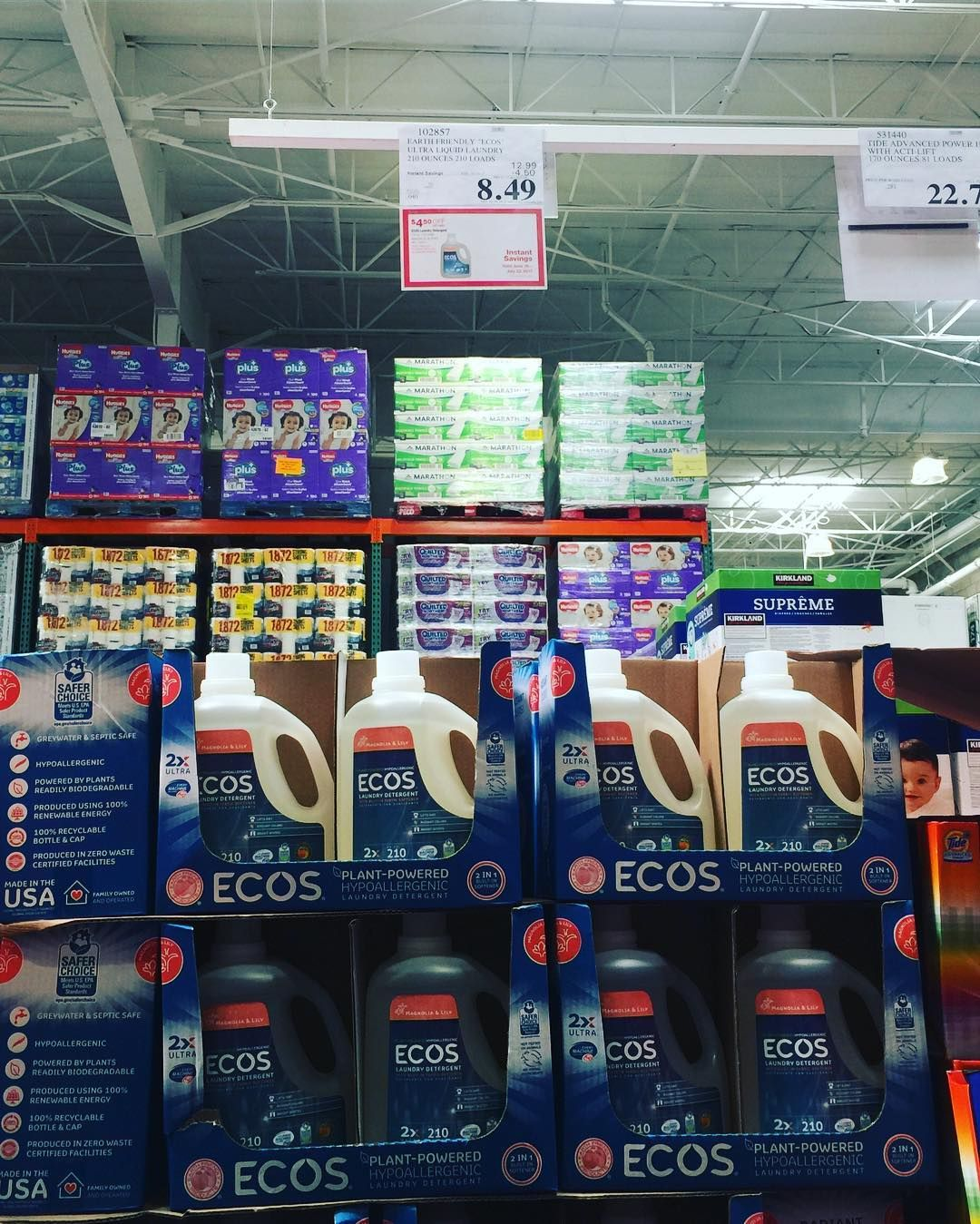 Ecos Laundry Detergent Only 8 49 That S 4 00 Off And No Limit