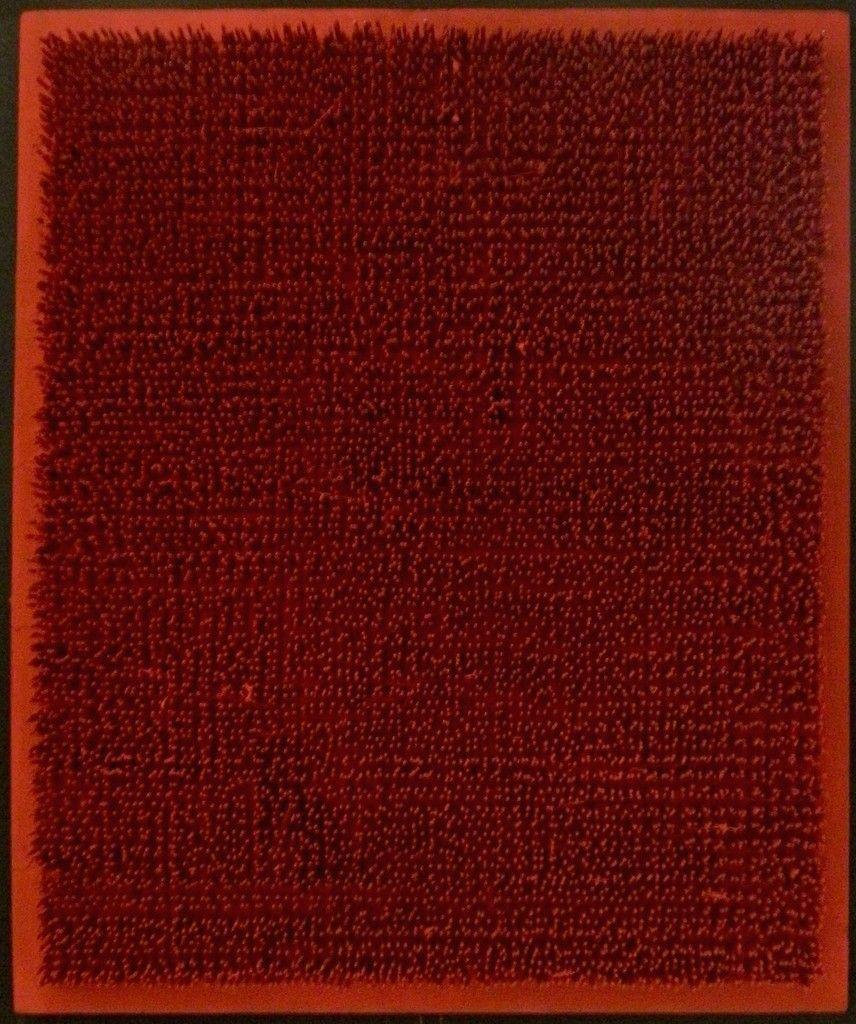 Clous N. 1201 | Bernard Aubertin, Clous N. 1201 (1968)