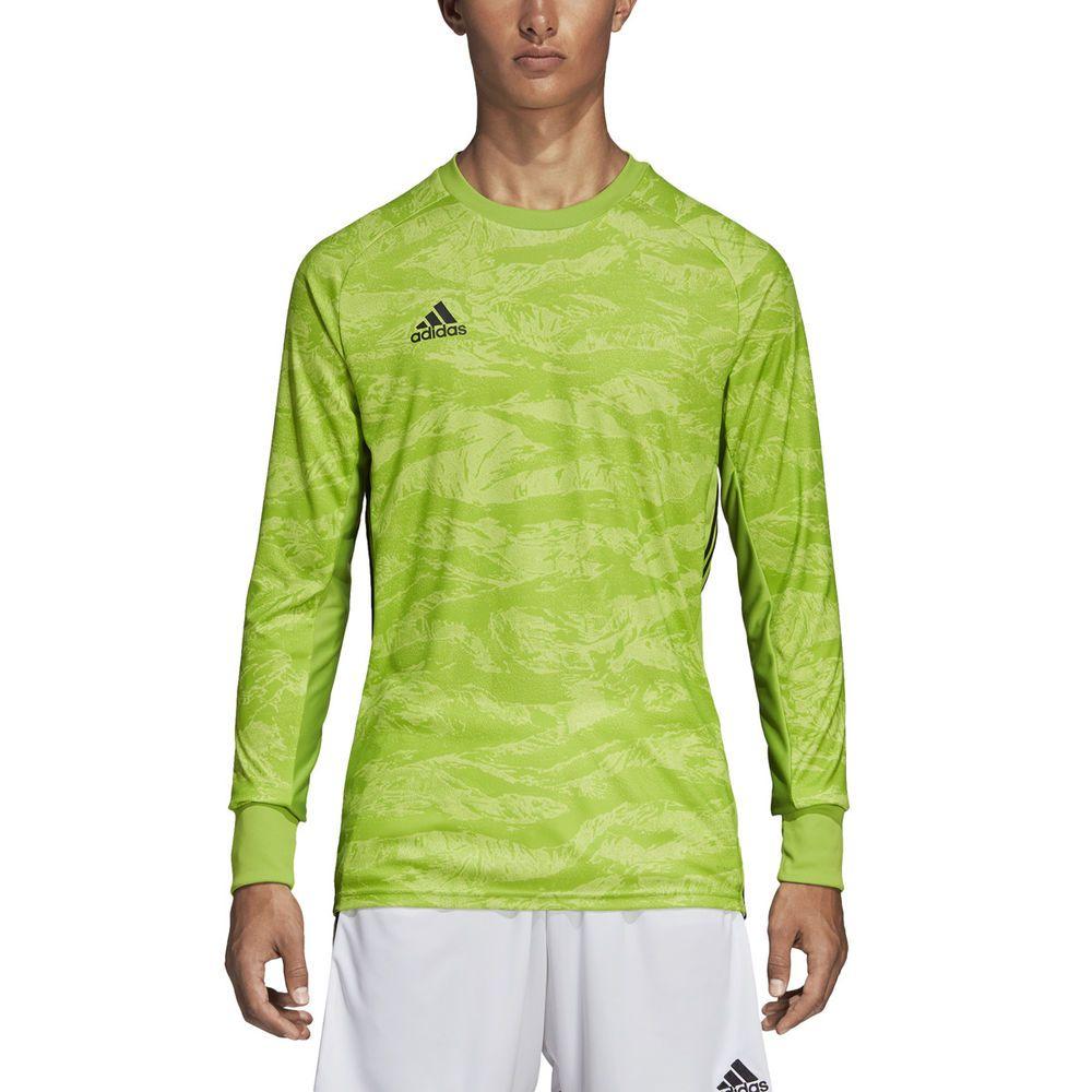 d23ad4076a1 Adidas Kid s Youth Adipro 19 GK Goalkeeper Jersey Long Sleeve Shirt (eBay  Link)