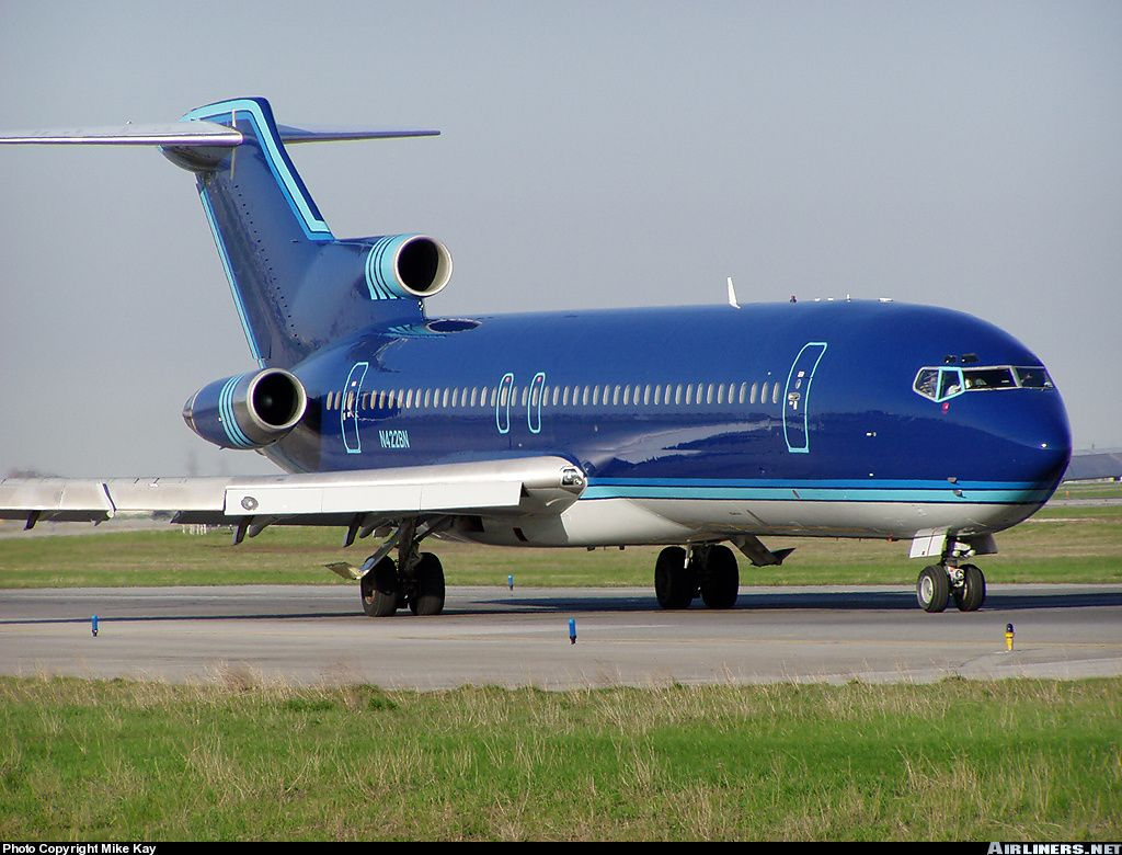 Boeing 727-227/Adv - KCP Leasing & Services | Aviation Photo #0360425 | Airliners.net