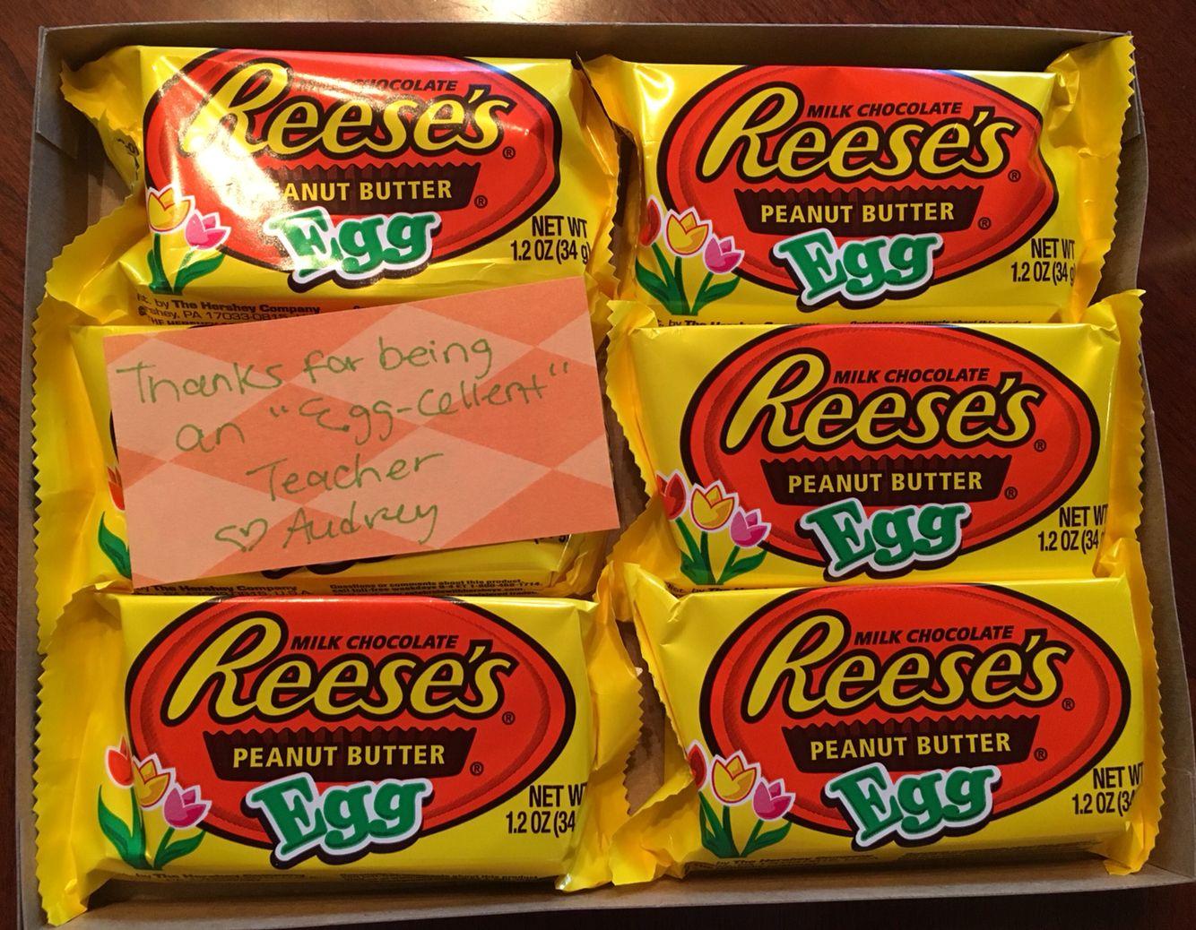 Thanks for being an eggcellent teacher easter gift idea thanks for being an eggcellent teacher easter gift idea fbdinnerclub negle Gallery