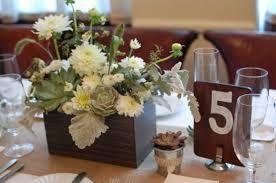 Simple Table Arrangements Succulents   Google Search