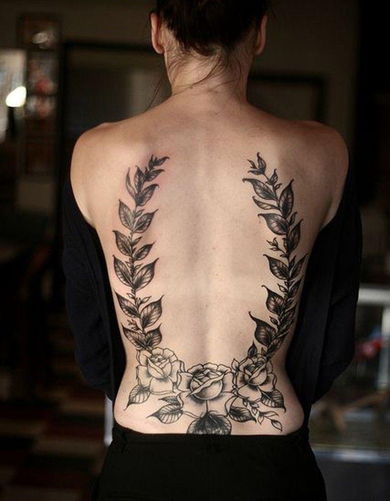 id e tatouage du laurier dans le dos tattoos and piercings pinterest le laurier. Black Bedroom Furniture Sets. Home Design Ideas