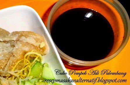 Cuko Pempek Makanan Resep Masakan Indonesia Makanan Dan Minuman