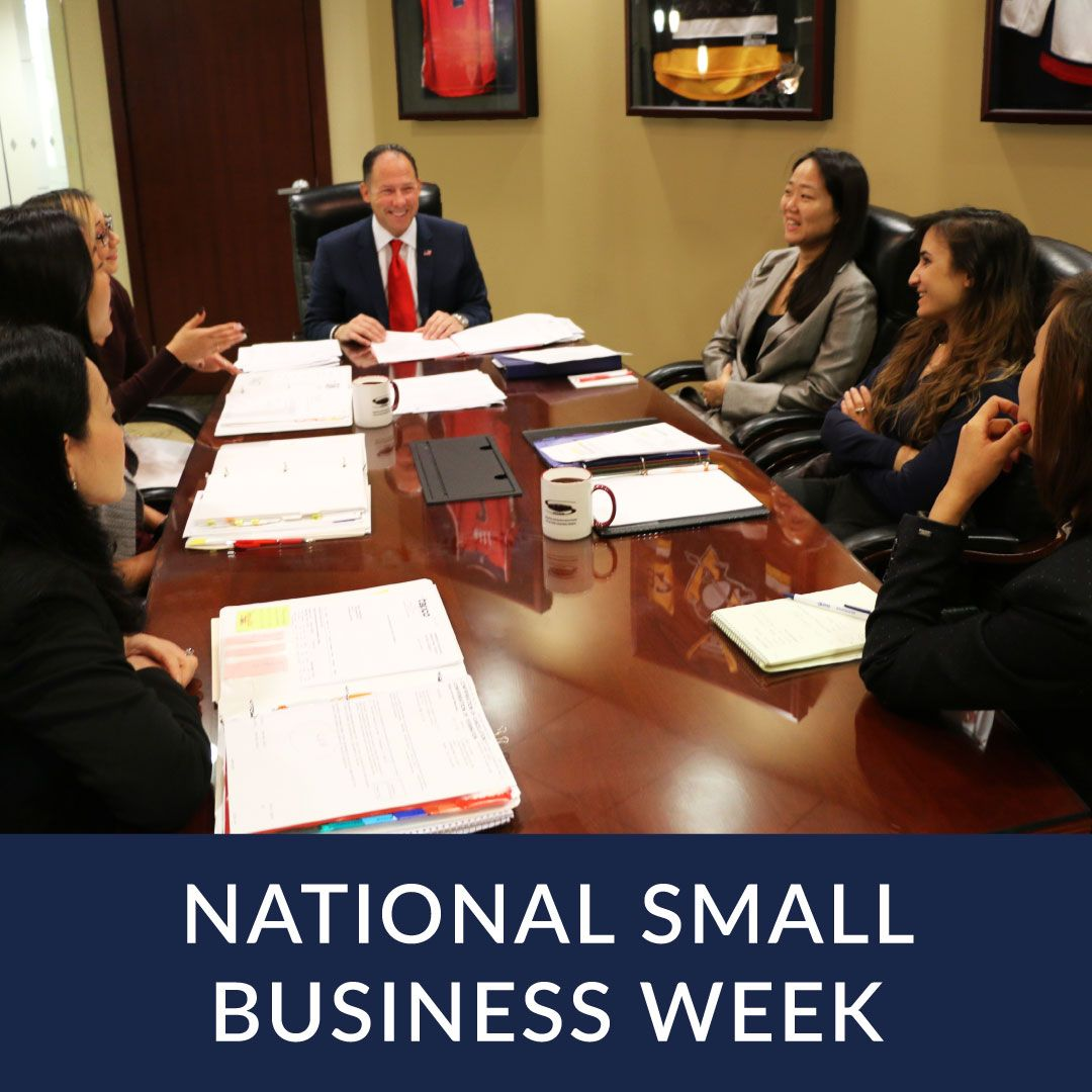 This week is National Small Business Week! We are proud to