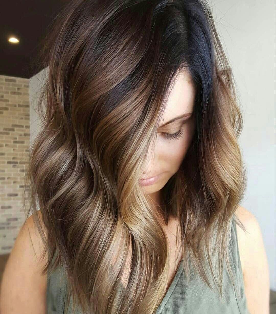 Balayage chatain clair fashion designs - Blond fonce ou chatain clair ...