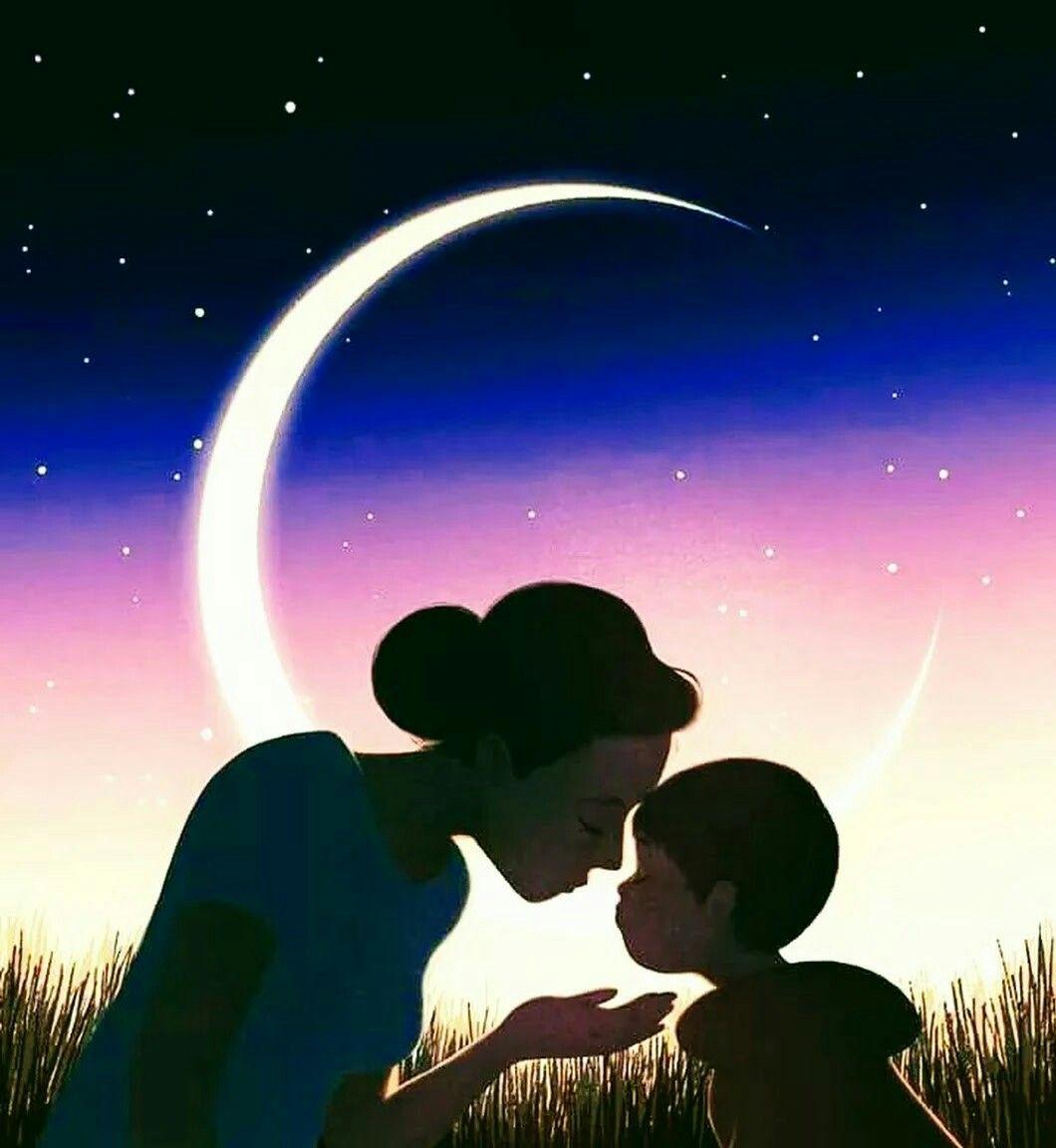 Ночь матери картинки