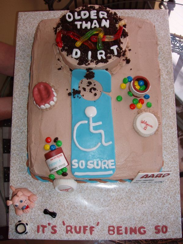 Funny Cake Ideas For Women Photograph Funny Cake Ideas For Oh