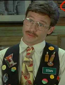 Office space stan costume ideas pinterest dont training and office spaces - Pieces of flair office space ...