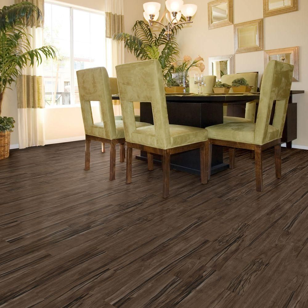 Trafficmaster allure plus 5 in x 36 in cross wood for Allure flooring