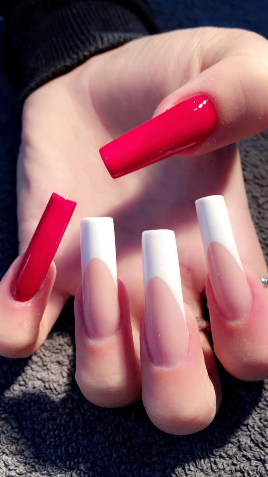 Pin by lpdr on Nails !!! | Pinterest | Long fingernails, Exotic hair ...