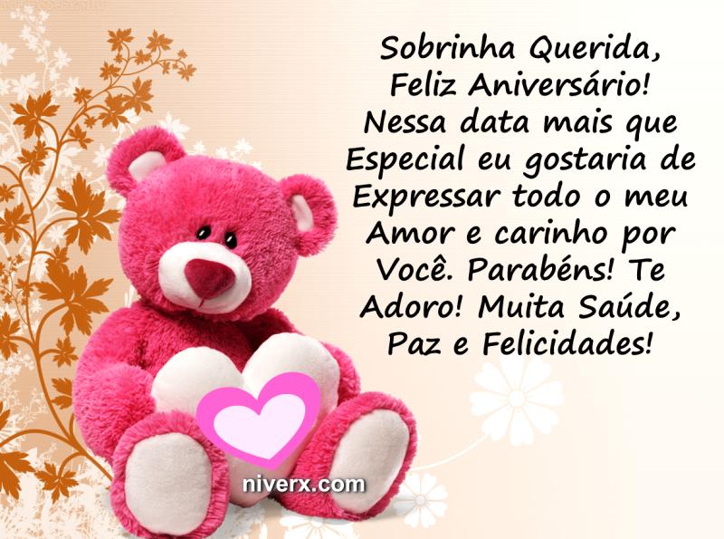 Resultado De Imagem Para Parabéns Sobrinha Happy Birthday Happy